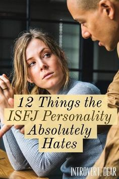 12 Things the ISFJ Personality Absolutely Hates Introvert Personality, Personality Psychology, Introvert Humor, Myers Briggs Personality Types, Personality Quizzes, Type A Personality, Personality Archetypes, Psychology Memes, Introvert Problems