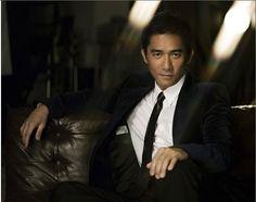 Chinese actor Tony Leung Leung