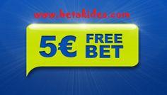 ΠΡΟΣΦΟΡΑ: Γραφτείτε στην mybet από εμάς και πάρτε μπόνους 5 ευρώ! - Betakides.com