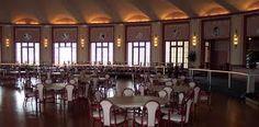 Art Deco ballroom- catalina island casino