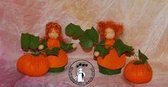 Blumenkinder-Werkstatt: Kürbis, Pumpkin