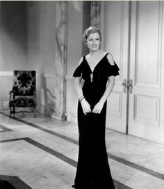 "Irene Dunne - just saw her in ""No Other Woman"" 1933. She is great!"