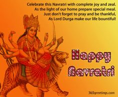Navratri Wishes Messages and Navratri SMS Quotes – Easyday Lord Durga, Durga Kali, Durga Goddess, Happy Navratri Wishes, Happy Navratri Images, Chaitra Navratri, Navratri Festival, Good Day Wishes, Maa Durga Image