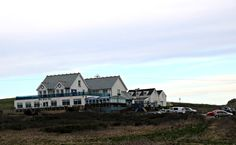 Another restaurant review, Bayview Inn in North Cornwall.