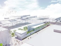 Milan Expo 2015: Knafo Klimor-Design Pavilion to Represent Israel,© Knafo Klimor Architects
