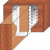 Δοκοθήκη Γαλβανισμένη (51x105mm) Wooden House