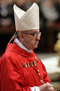 who is the new pope-Cardinal Jorge Mario Bergoglio elected Pope - Pope Francis I-A Jesuit from Argentinia; the 266th successor of St.Peter & leader of 1.2 billion Catholics.