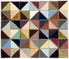 Roseland Greene: Lubna Chowdhary Tiles
