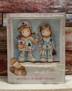 Gummiapan Get Well Soon, Get Well Cards, Marker Art, Tissue Boxes, Copic, Besties, Birthday Cards, Edwin, Scrapbooking