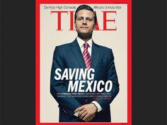 pena nieto time magazine | Time dedica portada a Presidente Peña Nieto en su edición de febrero ...