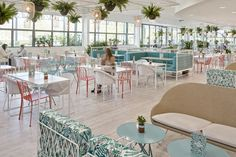 Botanic Kitchen Restaurant Concept by Kiwi & Pom, UK » Retail Design Blog