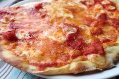 Pizza napoletana con solo 4 g di lievito blog il mio saper fare
