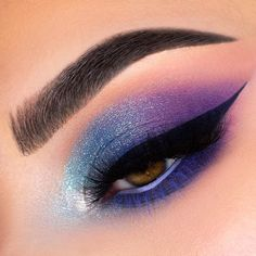 Easy Makeup Tips to Make You Look Gorgeous! Here are some easy tricks and makeup tips you would have liked to know earlier! Cute Makeup Looks, Makeup Eye Looks, Eye Makeup Art, Contour Makeup, Gorgeous Makeup, Pretty Makeup, Beauty Makeup, Bright Eyeshadow, Eyeshadow Looks