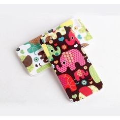 Cute Elephant Hard Protective Case for iPhone 5 - iPhone Cases - Apple Cases - Mobile Accessories Free Shipping