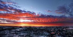 Fire Sunset by Willem Nel Beautiful Sunset, Fire, Wall Art, Beach, Photos, Outdoor, Outdoors, Pictures, The Beach