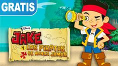 JAKE y los Piratas de Nunca Jamas - Poderes Super Piratas -   SUSCRIBETE / SUBSCRIBE https://www.youtube.com/user/DISNEYWORLDES