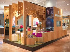 MULBERRY Pop-up   Galeries Lafayette, 2013 by Millington Associates