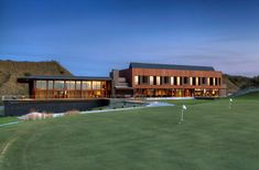Streamsong Golf Clubhouse | Alfonso Architects