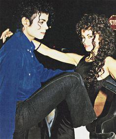 Michael Jackson; The way you make me feel