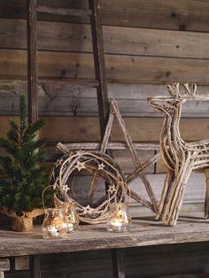 010 Interiørtrender på hytta til jul Foto Kid