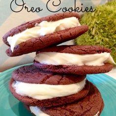 Homemade Oreo Cookies Recipe recipe