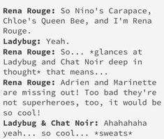 Miraculous ladybug comics (currently inactive may return tho) - Texts part 4
