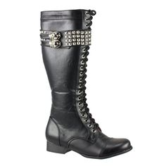 Abbey Dawn Stiefel ROCK ON TALL BOOT black: Amazon.de: Schuhe & Handtaschen