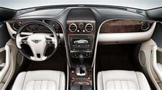 Dash of a Bentley Gt 2012