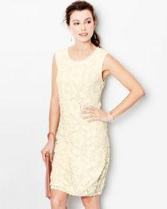 Voletta Lace Dress from Velvet by Graham & Spencer