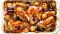 Baked Potatoes with Eggplant Relish | In Season: Winter | MiNDFOOD
