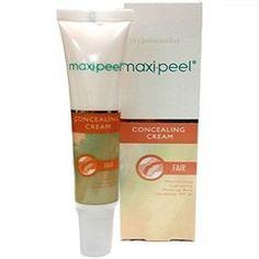Producten » Maxi-Peel Concealing cream Fair SPF 20 - Lightspeed eCom Kojic Acid, Cream, Creme Caramel