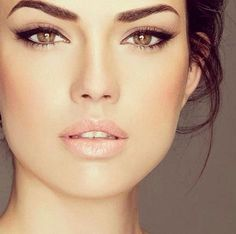 Makeup sofisticato dai toni neutri