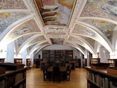 Carmelite Monastery Library, Straubing, ... | Catholic Churches and A ...