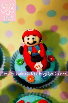Mario Kart -- Mario