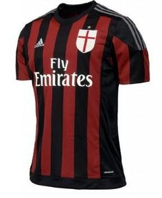 d3752a6571003 This is the new AC Milan home jersey 2015 16