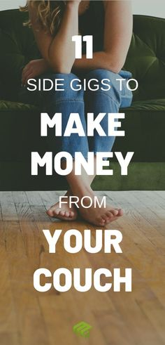 Try these 11 easy side gigs today Earn Money From Home, Ways To Earn Money, Money Tips, Money Saving Tips, Way To Make Money, How To Make, Affiliate Marketing, Grana Extra, Making Extra Cash
