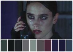 Requiem for a Dream (2000) Dir. Darren Aronofsky Cinematography: Matthew Libatique Production Design: James Chinlund
