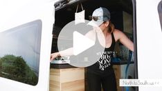 [VIDEO] Camper Van Build Tour Travel Planner, Budget Travel, Travel Tips, Ford Transit Campervan, Flights To London, Norway Travel, Travel Dating, Camper Van, Travel With Kids