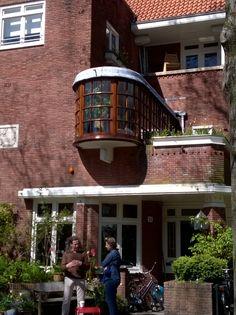 Gerrit vd Veenstraat, Amsterdam.