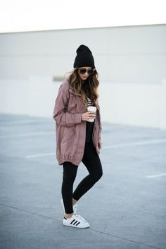 Sporty Casual Style