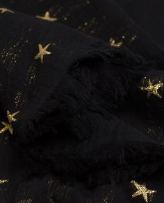 Image 2 of SPECIAL EDITION STARS SCARF from Zara