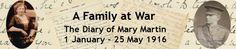 Mary Martin Diary