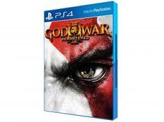 God of War III - Remasterizado para PS4 - Santa Monica Studio
