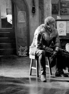 For some reason I loved it when Arthur came to Merlin and gaius's home it was usually a sweet scene