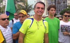 O EMPENHO: JAIR BOLSONARO VOLTA A ASSUSTAR A ESQUERDA E TEM D...