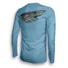 eedac3cc40c68 Performance Fishing Shirt Long Sleeve (Mako)