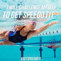 I will get Speedo fit! #Speedo #Getspeedofit