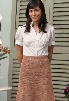 30th Street Station Skirt, de Kathy Merrick. http://www.ravelry.com/patterns/library/30th-street-station-skirt