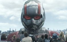 Download wallpapers Ant-Man, poster, 2018 movie, superheroes, Ant-Man and the Wasp