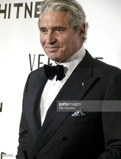 Whitney Museum of American Art Gala -- Pictured: Actor Michael Nouri arrives at the 2008 Whitney Museum of American Art Gala Studio Party at the Whitney Museum of American Art in New York City, NY on October 20, 2008 -- Photo by: Giacinta Pace/NBC NewsWire